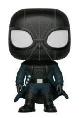 Spider-Man: Into the Spider-Verse - Spider-Man Noir No Hat US Exclusive Pop! ...