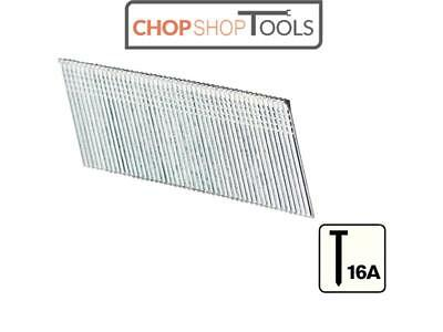 Rapid RPD16A50SS 16A 20° Stainless Steel Brad Nails 50mm Box of 2000