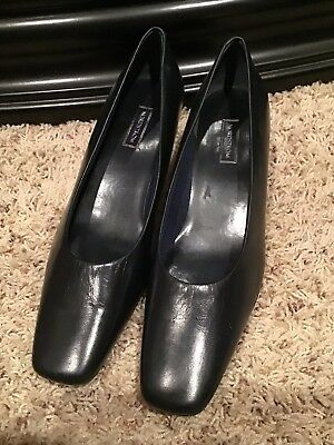 07898775546 NORDSTROM WOMEN PUMP Classics Us Size 8 M Solid Purple Leather. Made ...