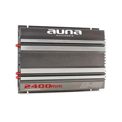 Auna 4-2-1 Kanal Auto Car Hifi Verstärker Endstufe Mono High End Racing Design
