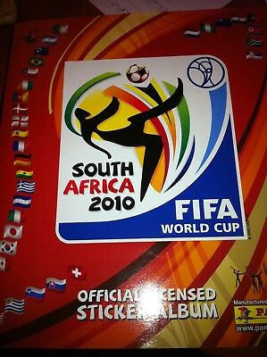 Panini WORLD CUP 2010 SOUTH AFRICA  Stickers - Pick 15 Free post