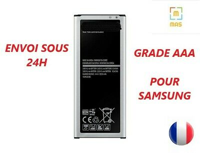 Batterie Interne Pour Samsung Galaxy J 3/5/7, S 7, A5 Edge, 0 Cycle Original Aaa