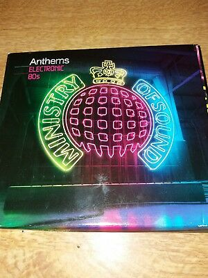 Ministry Of Sound - Anthems (Electronic '80s) Various Artists 3CD