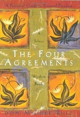 The Four Agreements: A Practical Guide to Personal Freedom PAPERBACK 1997
