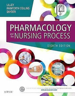 Pharmacology and the Nursing Process by Shelly Rainforth Collins(E-B00K||E-MAILE
