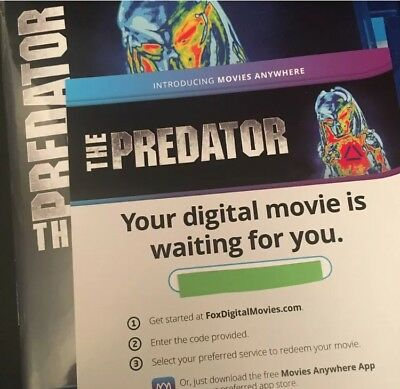The PREDATOR 2018 Digital Code Only