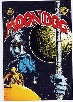 1969   Moon  Dog  -  The  Print  Mint  -   Very   Fine   8.0     Adult