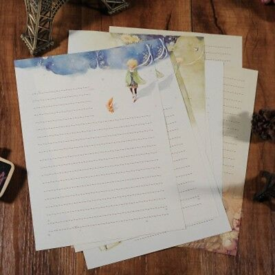 A Little Prince inThe Fairy Tale a Set of 8 Printable Prints