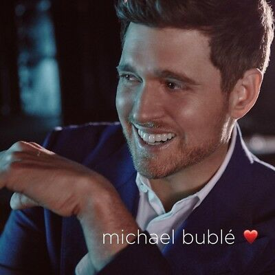 Michael Buble : LOVE (CD, 2018) New!!!