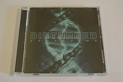 Disturbed - Evolution (CD, 2018)