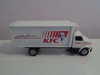 Limited Edition Kfc Kentucky Fried Chicken Cv 1995 Winross Truck