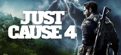 Just Cause 4 PC - Italiano Completo 2018 [STEAM ACCOUNT][OFFLINE]