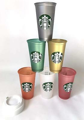 Nip - Starbucks— Limited Edition 2018 Reusable Travel Cup ~ Choose Color