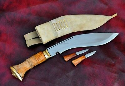 Peace keeper kukri-10 inches Desert khukuri-gurkha knife-knives from Nepal-Nepal