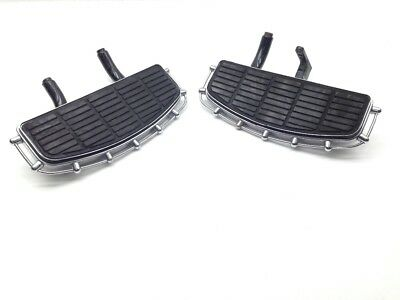 Harley Left Right Driver Floorboards Set 1985 Electra FLHTC #124 x