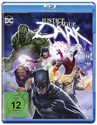 Justice League Dark - Blu-ray