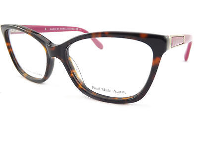 MARC JACOBS MMJ Brown Tortoise  Fuchsia 52mm Optical RX Glasses Frame  MMJ571 C4B e2774ae991be