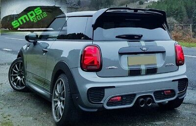 Mini F56 Rear Concept JCW Decal Kit Cooper S F57, F55 *SMPS2012*