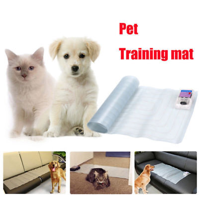 Pet Mat Electronic Barrier Repellent Pet Training Shock Mat for Dog Cat USA