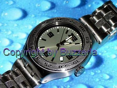 """Swatch Irony Nabab """"Spotter"""" YNS412G Sehr Guter Zustand + Neue Batterie"""
