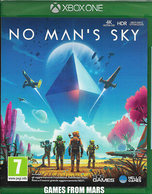 No Man's Sky Xbox One Nuovo Italiano