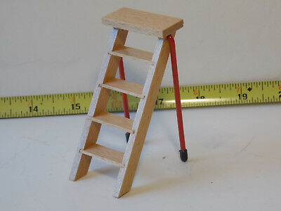 Ladder Caco Germany RETIRED Dollhouse Miniatures 1:12 Playground Vintage German