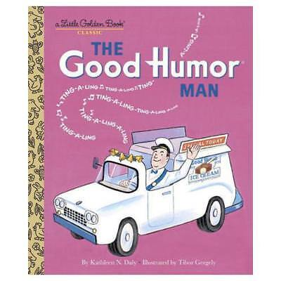 The Good Humor Man by Kathleen N. Daly, Tibor Gergely (illustrator)