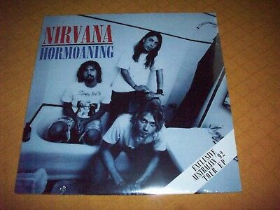 Hormoaning, Nirvana,2011 DGC/Geffen Limited Ed. R.S.D.Press.New,Sealed !