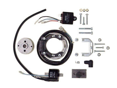 PVL Racing Ignition System Stator 1993 KTM SX 250 SX250 90mm Mount Plate