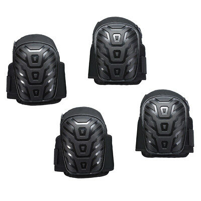 4PCS Professional Knee Pads Construction Comfort Leg Protectors Work Safety