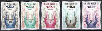 Timbres Togo 278/82 ** (34053F)