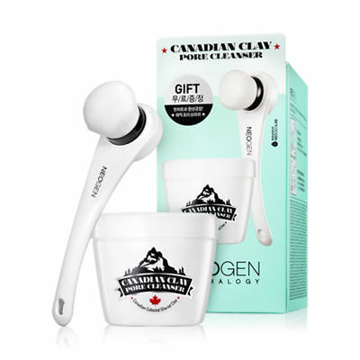 [NEOGEN] Canadian Clay PORE Cleanser + Magic Pore Brush Special KIT - 120g