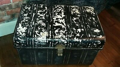 Jones Brothers Wolverhampton Steamer Trunk