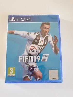 Fifa 19 PS4 Brand new sealed