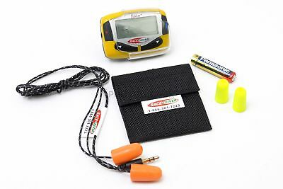 Raceceiver FD1600+ Fusion+ Semi-Pro Kit Race Scanner Radio Receiver w earbuds