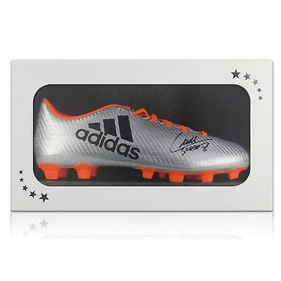 PELE SIGNED PUMA Football Boot - Gift Box Autograph Cleat -  419.39 ... 2c117cfd0