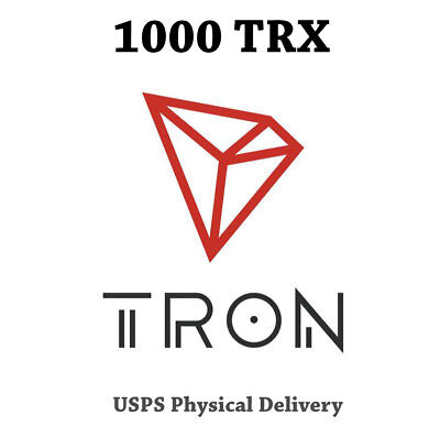 1000 TRON (TRX) Mining Contract for 24 Hours