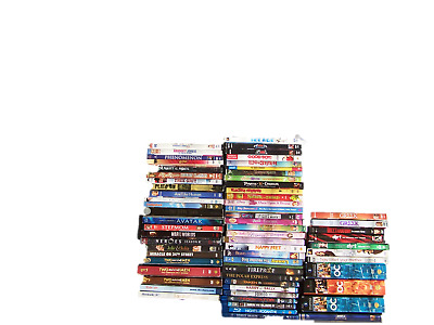 DVD and Blu-Ray Movies Brand New in Package ***Free Shipping***