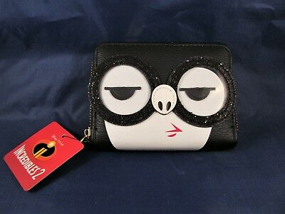 2217fd22ec4 Loungefly Disney Pixar Edna Mode Wallet The Incredibles 2 New with Tags
