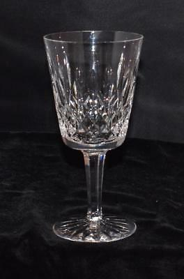 """Waterford Crystal Lismore Water Goblet- 6 7/8""""H - Excellent"""