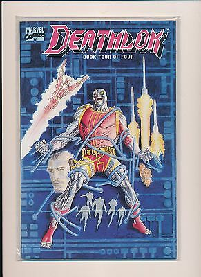 DEATHLOK Book Four #4, TPB ~ Marvel Comics ~ NM (HX416)