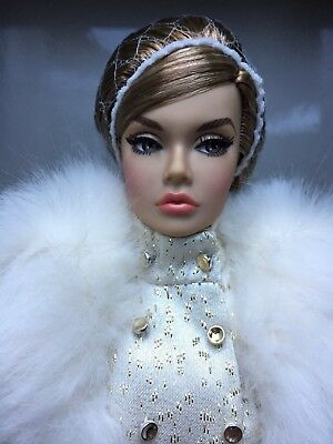 "Fr 2018 Integrity Luxe Life Poppy Parker Gold Snap Fashion Royalty 12"" Doll Nrfb"