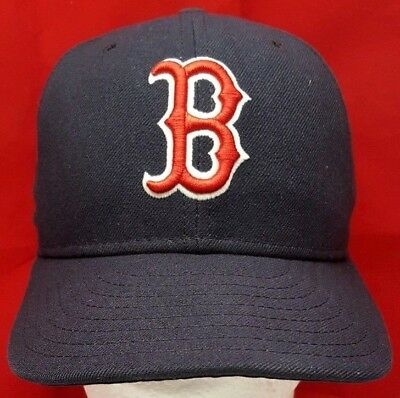 8518d549e87 BOSTON RED SOX Hat MLB Painters Cap Vintage Rare New Old Stock From ...