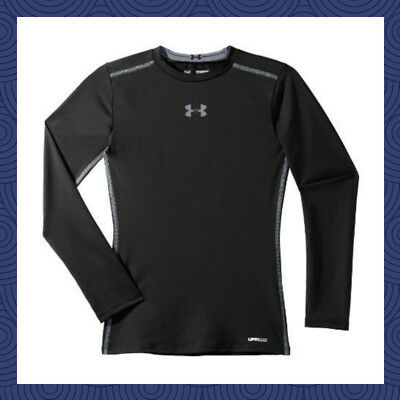 ed5f3735178f  BUY 1 GET 1 FREE  Under Armour UA Boys  Long Sleeve Sonic Fitted T-Shirt   60!!! -  15.00