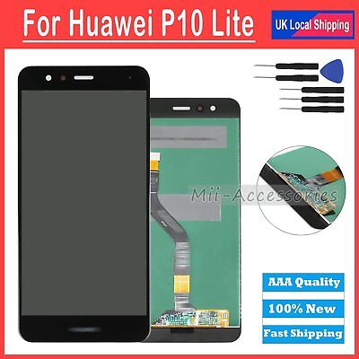 Replacement For Huawei P10 Lite LCD Touch Screen Display Digitizer Assembly UK