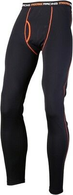Moose XC1 Base Long Underwear Small Black