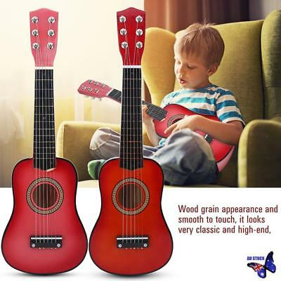 21 Inch Kids Acoustic Guitar 6 String Practice Music Instruments Children Gifts