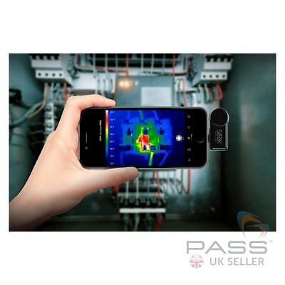 *SALE* Seek Thermal CompactPRO Smartphone Thermal Camera for iOS (15Hz)