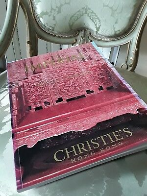 CHRISTIE´S Auktionskatalog THE IMPERIAL SALE Hong Kong 1997