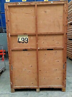 Removals Wooden Storage Containers 250 Cuft